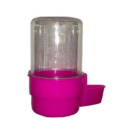 Автопоилка для птиц Ripoma розовая Ripoma