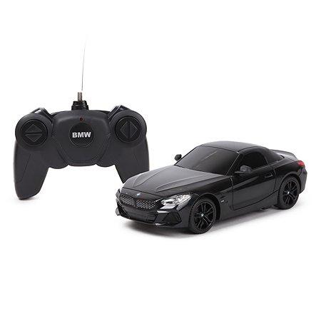 Машина Rastar РУ 1:24 BMW Z4 Черная 96200