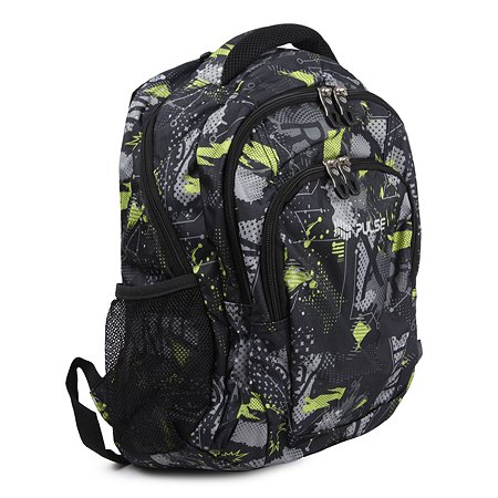 Рюкзак Pulse Teens Fury Зеленый 121632