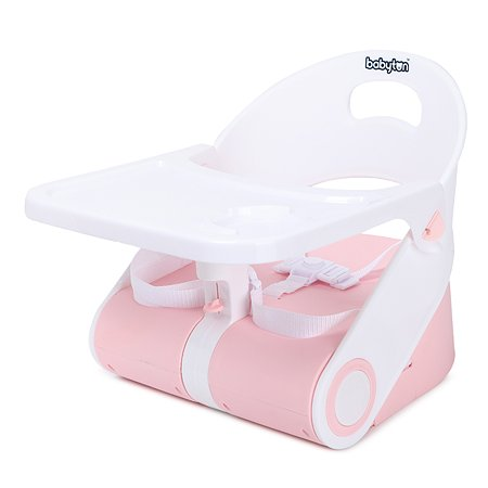 Стульчик-бустер Babyton Compact Pink 511