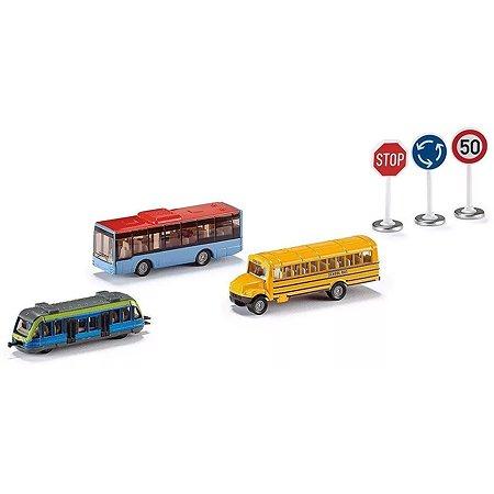 Набор SIKU Транспорт и дорожные знаки 6303