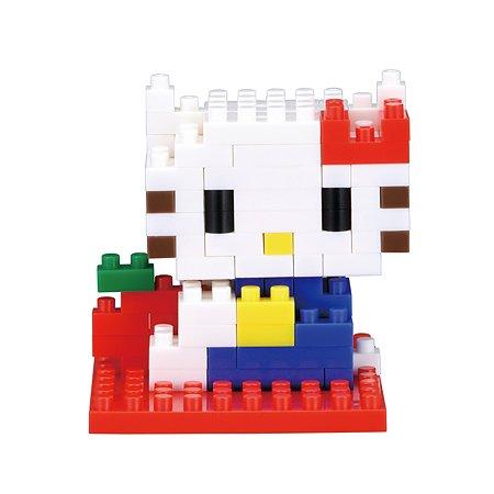 Конструктор Nanoblock Hello Kitty