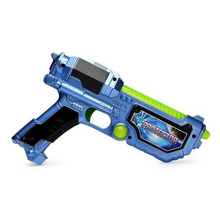 Космический пистолет Space Defender 22см (музыка,свет)