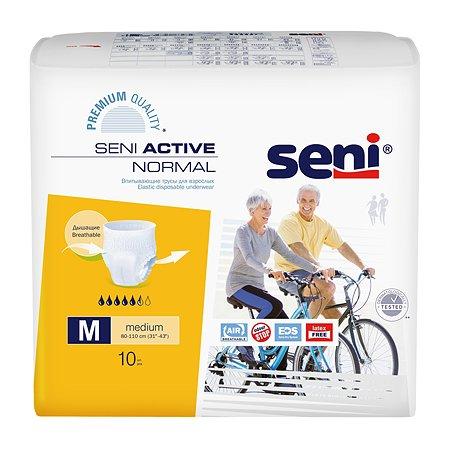 Трусы впитывающие Seni Active Normal M 10шт