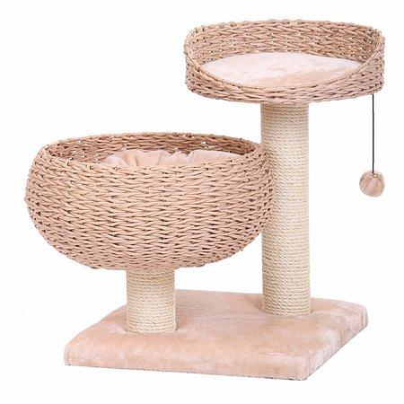 Площадка игровая для кошек Nobby Casca Бежевая