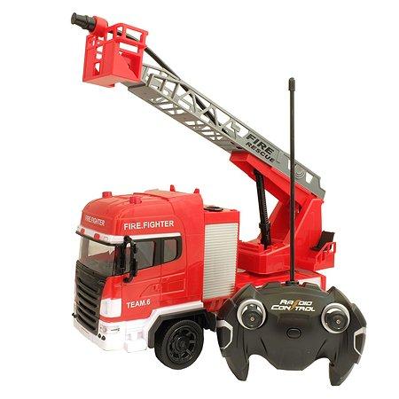 Машина HK Industries РУ Пожарная с водой A-FEC-021