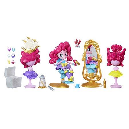 Набор MLP Equestria Girls My Little Pony Пижамная вечеринка Pinkie Pie B7735