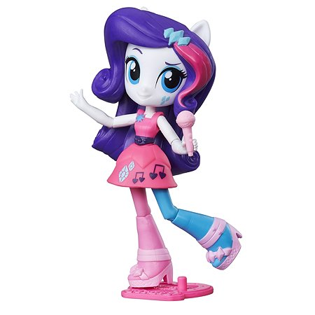 Мини-кукла MLP Equestria Girls My Little Pony Rarity C0865