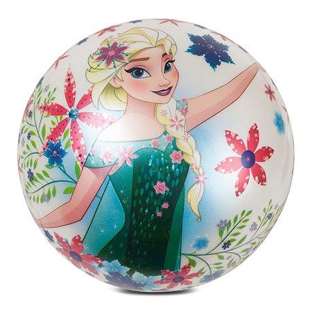 Мяч FRESH-TREND 23 см Холодное сердце серебристый