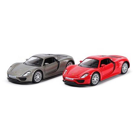 Машинка Mobicaro 1:32 Porsche 918 Spyder в ассортименте 544030
