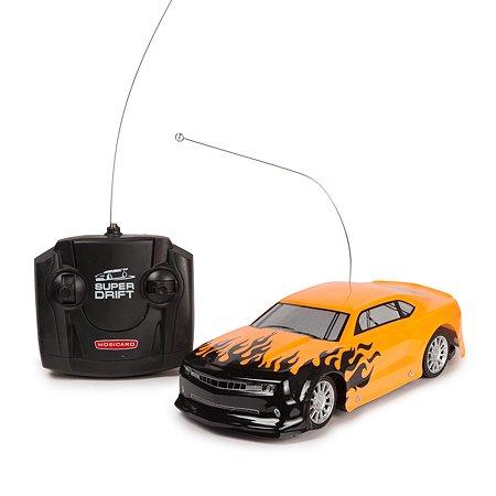 Машинка радиоуправляемая Mobicaro Супер дрифт Неон Оранжевая