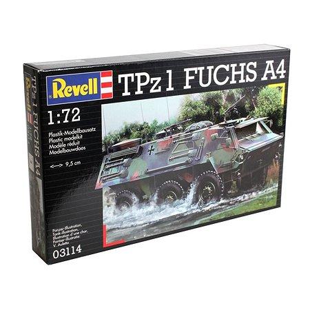 Танк Revell TPZ 1 Fuchs a 4 1:72