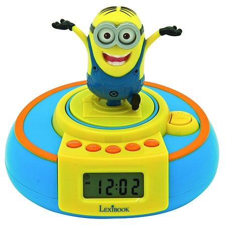 Часы Lexibook Миньоны с выпрыгивающим Миньоном