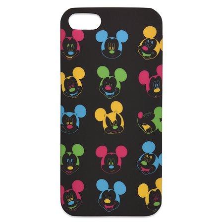 Чехол для задней части iPhone 5 Disney Микки Цветной