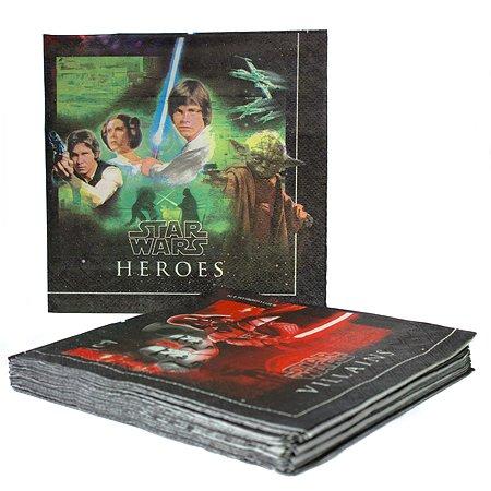 Салфетки PROCOS Звездные войны 20 штук