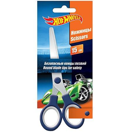 Ножницы Kinderline Hot Wheels 15см HWDB-US1-SC15-BL1