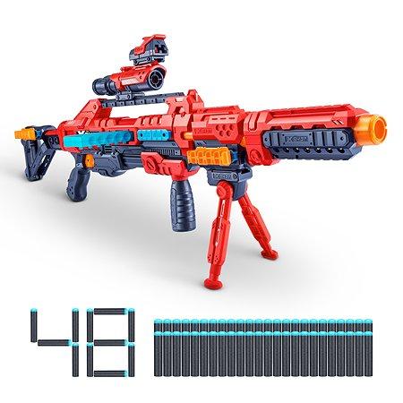 Набор для стрельбы X-SHOT Regenerator бластер 2 рожка 48 дротиков