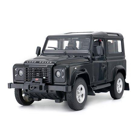 Машина Rastar РУ 1:14 Land Rover Denfender Черный 78400