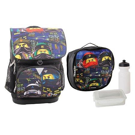 Рюкзак школьный LEGO Ninjago Urban с сумкой для обуви 20016-1910