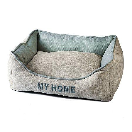 Лежанка для собак Не один дома Здоровый сон 860119-02pTU2re