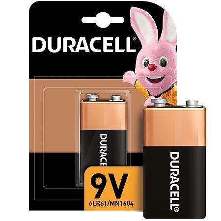 Батарейка Duracell Basic 9V MN1604-BC1