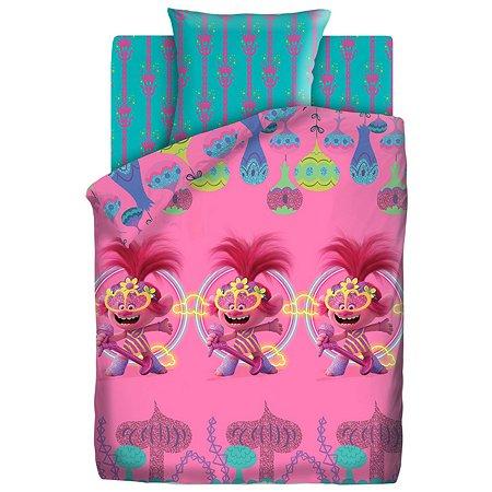 Комплект постельного белья Непоседа Тролли 2 3предмета 644714