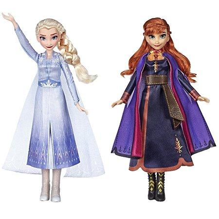 Кукла Disney Princess Hasbro Холодное сердце 2 в ассортименте E5498EW0