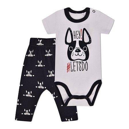 Комплект BabyGo боди+брюки