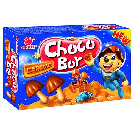 Печенье CHOCO-BOY карамель 45г