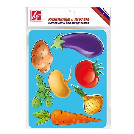 Трафарет Луч Овощи 9С 487-08