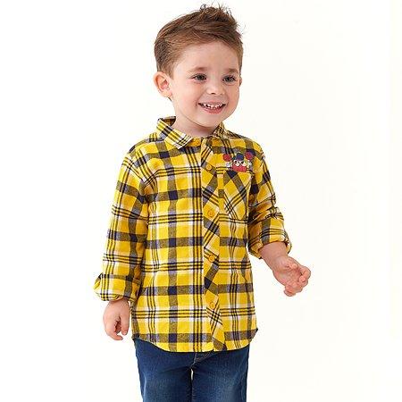Рубашка Blue Seven жёлтая