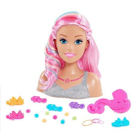 Набор Barbie Dreamtopia Манекен для создания причесок 62640