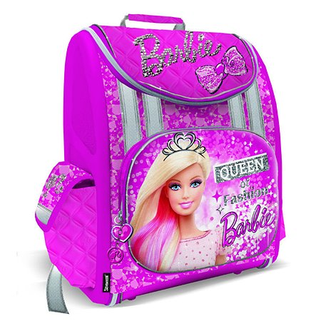 Ранец Kinderline Barbie (розовый)