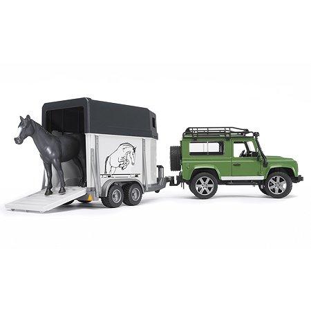 Внедорожник Bruder Land Rover Defender 02-592