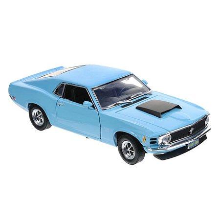 Машина MOTORMAX 1:24 1970 Ford Mustang Boss 429