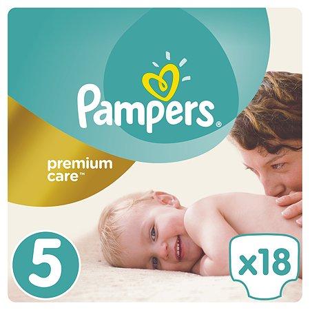 Подгузники Pampers Premium Care Микро 11-18кг 18шт