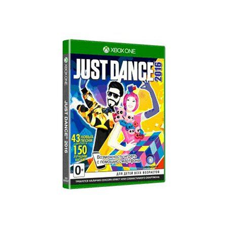 Just Dance 2016 Ubisoft Unlimited XOne[русская вер]