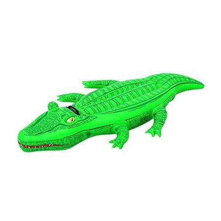 Надувная игрушка Bestway Крокодил 168*89 см
