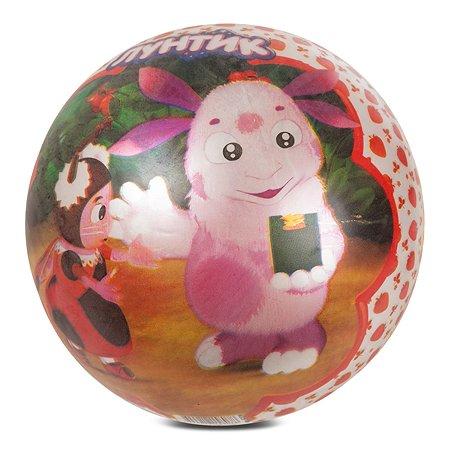 Мяч FRESH-TREND 23 см Лунтик красный