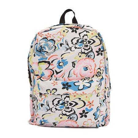 Рюкзак 3D-Bags Цветы  (мульти)