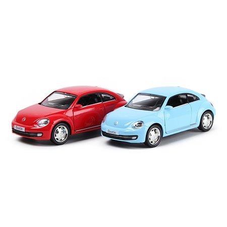 Машинка Mobicaro 1:32 Volkswagen New Beetle 2012 в ассортименте 544023