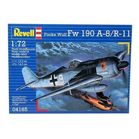 Самолет Revell Focke Wulf FW 190 А-8/R-11 1:72
