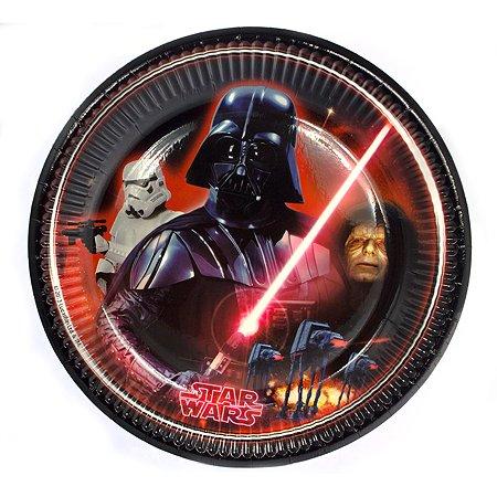 Тарелки PROCOS Звездные войны 23 см 8 шт.