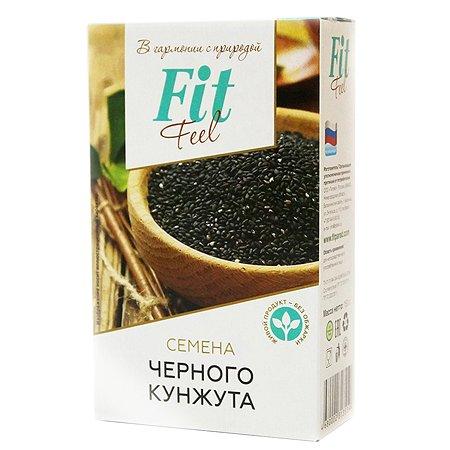 Семена FitFeel черный кунжут 150г