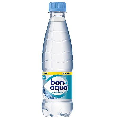 Вода Bonaqua негазированная 0,33л
