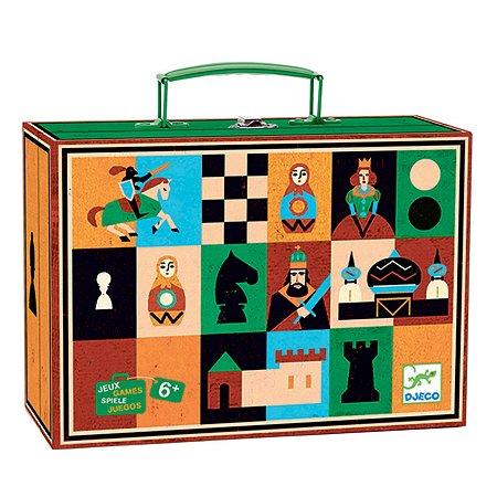Игрушка Djeco НИ Шахматы и шашки 5225