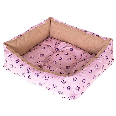 Лежак для собак Happy Puppy Панда M SHP-180068-2