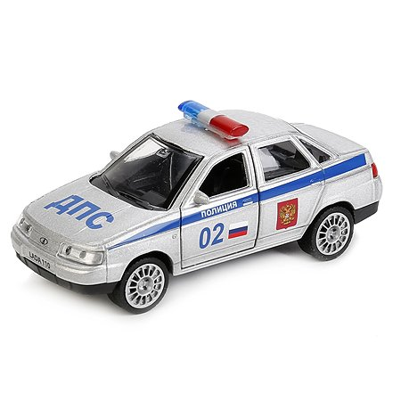 Машина Технопарк Lada 110 Полиция 231161