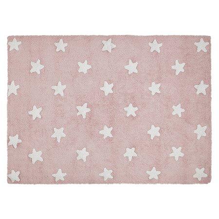 Ковер Lorena Canals Stars Розово-белый