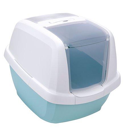 Туалет для кошек IMAC Maddy закрытый Мятный